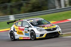 Riwal888 - Blog: !NEW! All Systems Go for Opel Astra TCR's Second S...