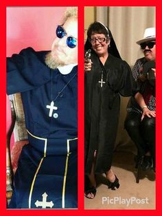 Siblings often think a like… Who in the heck do we think we are. Red Rocker, Sammy Hagar, Halloween 2018, Siblings, Dresses, Fashion, Vestidos, Moda, Fashion Styles