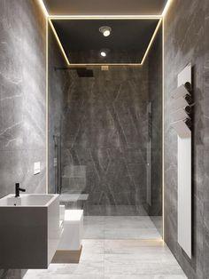 55 Improvements DIY decor Ideas Trending This Summer - Home Decor Ideas Modern Bathroom Sink, Bathroom Tile Designs, Bathroom Trends, Bathroom Design Small, Bathroom Layout, Contemporary Bathrooms, Bathroom Interior Design, Modern Interior Design, Interior Ideas