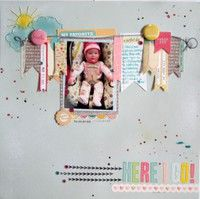 A Project by andreakuenzel from our Scrapbooking Gallery originally submitted 04/15/13 at 11:48 AM