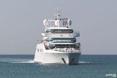 Built by Blohm & Voss Yacht ENIGMA