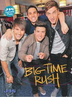 Big Time Rush (J-14)