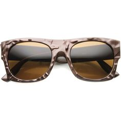 Unique Flat Top Textured Sunglasses 9865 ($19) ❤ liked on Polyvore featuring accessories, eyewear, sunglasses, uv protection sunglasses, aviator style sunglasses, aviator sunglasses, lens glasses and uv protection glasses