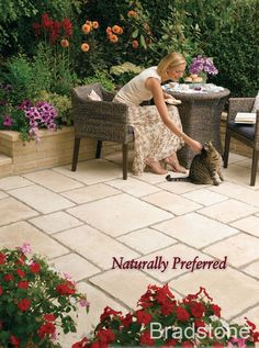 Bradstone - The Natural Stone Alternative - Old Town Paving