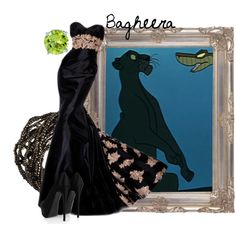 """Bagheera"" by merahzinnia on Polyvore"