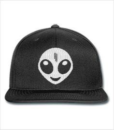 skrillex recess embroidery hat
