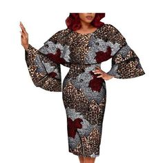 Top Womens Fashion The Black Straight Skirt African Attire, African Wear, African Dress, African Fashion, Casual Dresses For Women, Clothes For Women, Ladies Dresses, Beautiful African Women, Pink Midi Dress