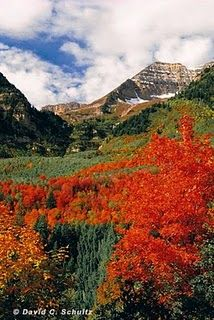Mt Timp.  I hiked this as a BYU student.