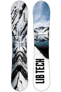 a497210f281 Lib Tech Cold Brew C2 157cm Snowboard 2018 19