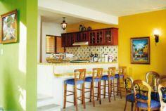 traditional kitchen mexican interior design ideas