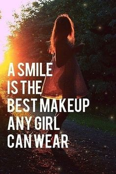 """Previous pinner - """"Lies. Eye makeup is the best a girl can wear. Believe me, I know because I couldn't wear any today for wisdom teeth surgery and looked deceased."""" Bahahaha!"""