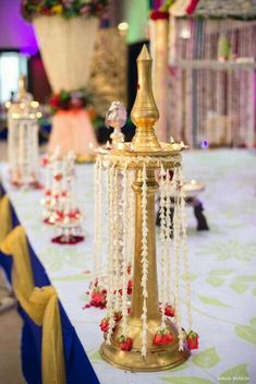 Indian Wedding Decoration Ideas New Chennai Weddings Wedding Idea Housewarming Decorations, Diy Diwali Decorations, Indian Wedding Decorations, Ceremony Decorations, Flower Decorations, Diy Flowers, Wedding Arrangements, Floral Arrangements, Ganesha