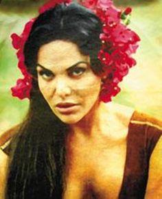 Hilda Abrahams, Miss Dtto Vargas, durante el Miss Venezuela 1980, se Convirtió en una Excelente Actriz de Telenovelas en Venezuela..