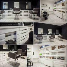 Client:Zéé Hair Studio: b2 Architects: dr. Magdolna Horváth, Balázs Kósa, András Bíró Location: Pécs, Hungary…