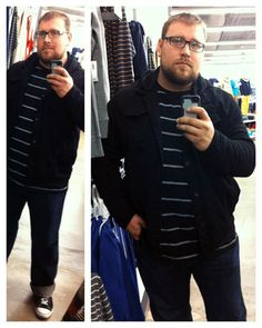 Old Navy Gets More Stylish Men's Clothing | Chubstr