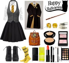 """""""DIY Halloween Coustume"""" by cherie-vohra ❤ liked on Polyvore"""