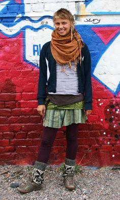 norway street fashion