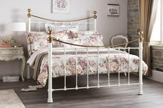 Serene Ethan Bed available online with Beds on Legs