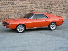 1969AMCAMX for sale