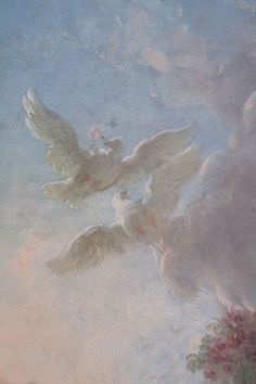 64 best ideas for wall paper art renascentista Angel Aesthetic, Blue Aesthetic, Blog Art, Renaissance Kunst, Italian Renaissance, Aesthetic Painting, Art Hoe, Classical Art, Aesthetic Pictures