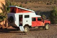 Land Rover Defender | Offroad Travel Mobile
