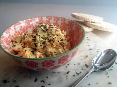 eiersalade maken Potato Salad, Dips, Potatoes, Lunch, Healthy Recipes, Ethnic Recipes, Spreads, Food, Salads