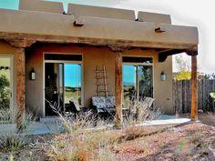 Santa Fe Beautiful Homes 16 W Avenida Sebastian, Santa Fe, NM, 87506 MLS #201405139 3+3 casita is 293 sf main 1616 sf 519K .29 ac