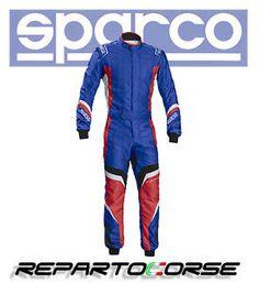 c9ad35c945a a tuta kart sparco x light ks 7 azzurro rosso cik fia n20131 002336 Overol,