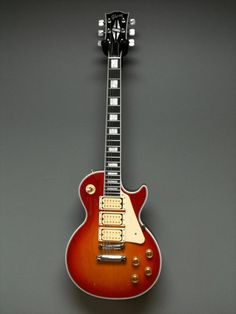 gibson les paul. http://925EscapeArtists.com/music-gear