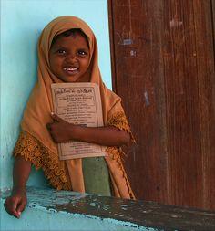 School Girl - Sri Lanka