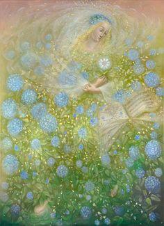 The Art of Annael (Anelia Pavlova): Oil Paintings