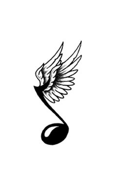 small music notes tattoos - Yahoo Image Search results Mehr Art Drawings Sketches Simple, Music Drawings, Tattoos For Women Small, Small Tattoos, Temporary Tattoos, Trendy Tattoos, Cool Tattoos, Mothers Day Drawings, Rip Tattoo