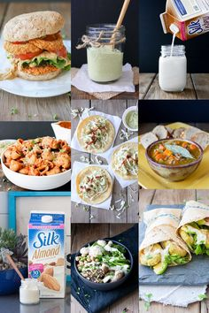Get yourself organized and ready to tackle plant based meals your whole family will love with this weekly vegan meal plan!