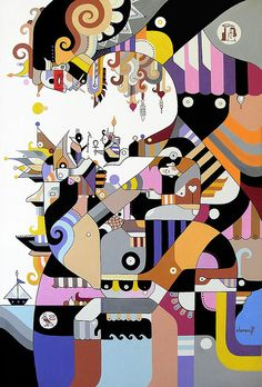 Fernando Charmarelli #illustration