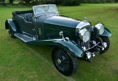 1934 Derby Bentley 3 1/2 Litre Convertible
