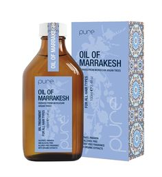 JUUCE ARGAN OIL 'Oil of Marrakesh' 100ml