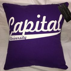 A personal favorite from my Etsy shop https://www.etsy.com/listing/486865741/bexley-ohio-capital-university-tshirt