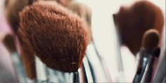 How to Clean Your Makeup Brushes Like a Pro  - ELLE.com