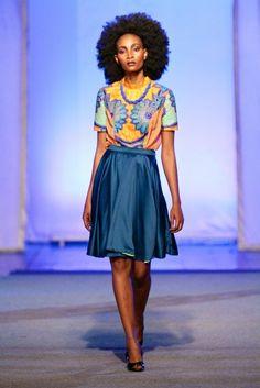 Krizz Ya ~  Kinshasa Fashion Week 2013 - Congo