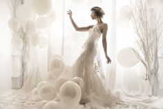Lindsay Adler - Fashion Photography - Bridal - White - Bride - Dress - Luxury - High-End - Romantic - Editorial - Wedding