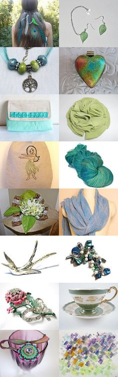 Love grows where my Rosemary goes by Marg on Etsy--Pinned with TreasuryPin.com #MargsMostlyVintage