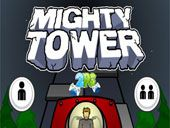 Here comes the ultimate tower climbing challenge for all fans of 2 player games! Challenge your best friend at one on one platform jumping, wall sliding and tower climbing tournament. Master your jumping skills and good luck climbing on the Mighty Tower!