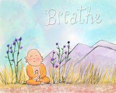 buddha doodles-breathe
