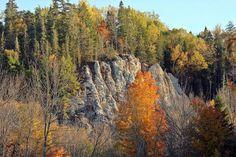 Limestone and Autumn