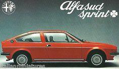 Alfa Romeo Alfasud 1300 Sprint