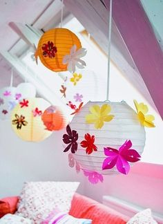 podzimní dekorace z papíru - Hledat Googlem