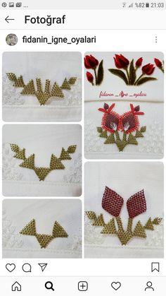 Hand Work Design, Hand Work Blouse, Maquillaje Halloween, Hand Work Embroidery, Work Bags, Needle Lace, Thread Work, Filet Crochet, Elsa