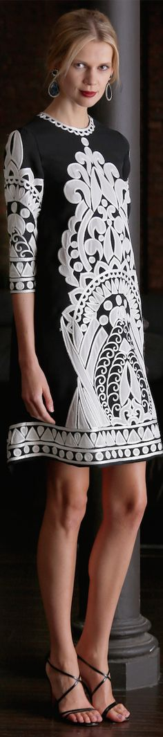 Naeem Khan Resort Highlights 2015 pinned by Maria