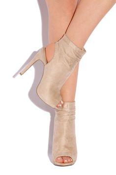 Lola Shoetique - Highest Peek - Nude, $31.99 (http://www.lolashoetique.com/highest-peek-nude/)