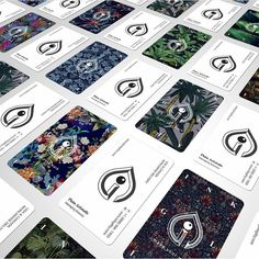 inkgility#Portfolio #BusinessCards from @inkgility      Print a different image on each #BusinessCard     ej.designsIs it an additional cost?